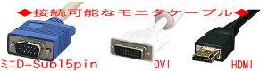 D-Sub,DVI,HDMI���椫�����2�Ĥޤ�Ʊ���˻Ȥ��ޤ�