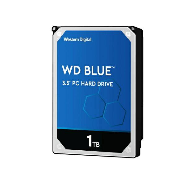 Western Digital WD10EZRZ-RT [1TB/3.5インチ内蔵ハードディスク] [5400rpm] WD Blueシリーズ / SATA 6Gb/s接続