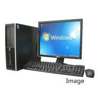 ��ťѥ����åȡ�Windows7Pro�ۡ�̵��LAN�ա�19���վ����å�/HP6000ProCore2DuoE75002.93G/4G/160GB/DVD-ROM