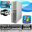 中古パソコン Windows7 無線付属【Windows 7 Pro 32bit搭載】NEC MY29D/E-9 Core i3 530 2.93G/2G/160GB/DVD-ROM【EC】