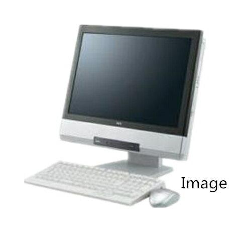 中古パソコン【Windows 10 Pro】NEC一体型PC MG-B Core i5 460M 2.53G/メモリ4GB/160GB/DVD-ROM/無線有/19インチワイド大画面