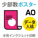 6枚■【ポスター/インクジェット印刷】 A0サイズ/光沢フォト紙/納期1日/出力のみ