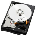 Western Digital WD40EFRX [4TB/3.5インチ内蔵ハードディスク] [IntelliPower] WD Redシリーズ / SATA ...