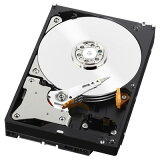 Western Digital WD20EFRX [2TB/3.5インチ内蔵ハードディスク] [IntelliPower] WD Caviar Redシリーズ / SATA 6Gb/s接続