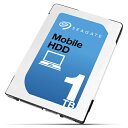 SEAGATE ST1000LM035 Mobile HDD 薄さ7mm 1TB Mobile HDD 2.5インチ内蔵ハードディスクドライブ バルク品