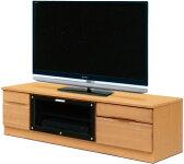 138 テレビ台 TVボード 色はナチュラル色とブラウン色の2色対応 家具通販 AV収納 テレビ CD オーディオ収納 格安 楽天 通販 送料無料