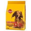 【マースジャパン】 ペディグリー ドライ 成犬用 元気な毎日サポート 旨みチキン&緑黄色野菜入り 5.5kg