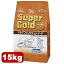 【森乳サンワールド】 スーパーゴールド ネオ 成犬用 15kg