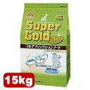 【森乳サンワールド】 スーパーゴールド ネオ シニア用 15kg