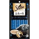 【マース】とろ〜り メルティ シーフードミックス味 12g×4本