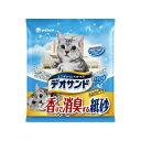【ユニチャーム】 デオサンド 香りで消臭する紙砂 ナチュラルソープの香り 猫砂 5L