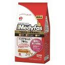 【ペットライン】 メディファス インドアキャット 7歳から 高齢猫用 チキン&フィッシュ味 560g
