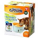 【GEX ジェックス】 ピュアクリスタル 猫用 1.5L