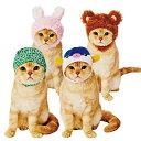 [数量限定]【単品注文送料無料】【ペティオ】 猫用 変身ほっかむり