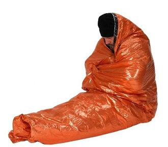 供NDUR簡易睡袋緊急情况生存包61435 NDUR Mammy型睡袋睡袋睡袋使用緊急的睡袋羊毛毯