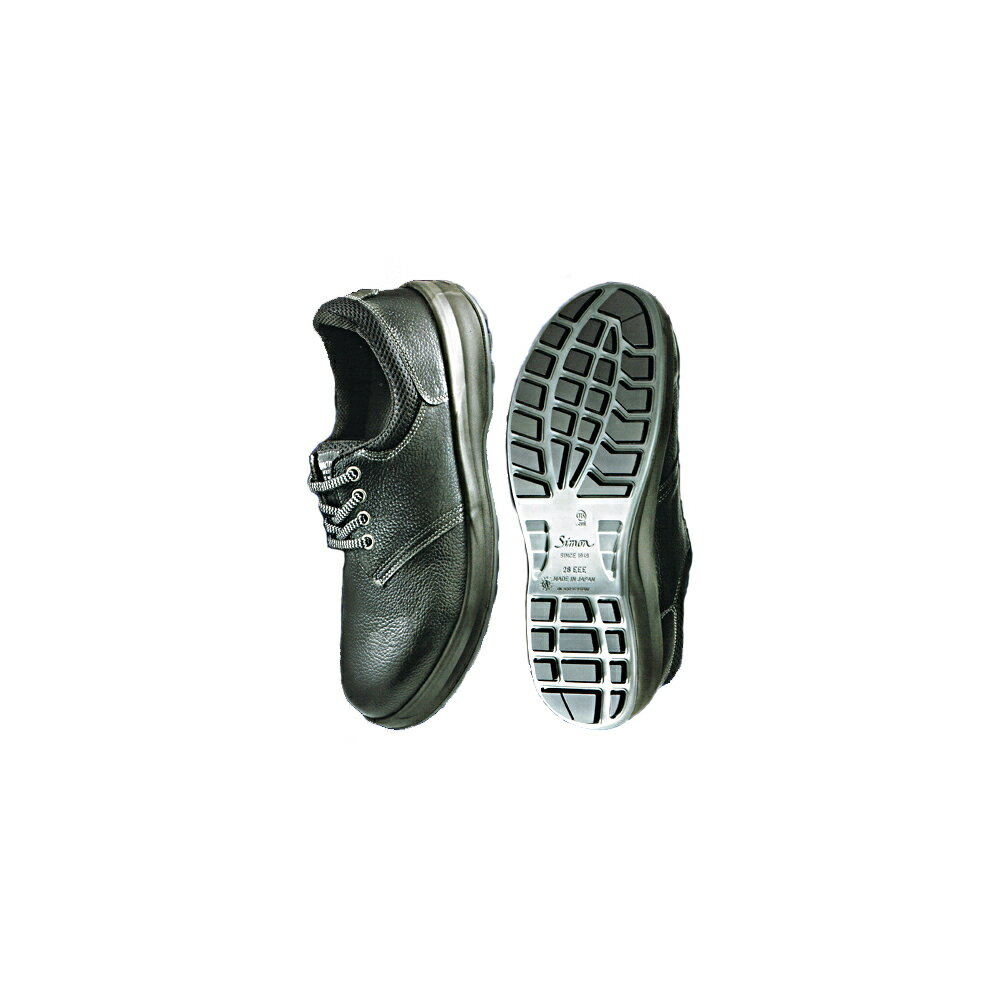 安全靴 シモン WS11 「SX3層底Fソール」搭載 JIS T 8101革製S種 普通作業用 EF合格(救急隊/消防/操法/消防団)(安全靴 活動靴 救助活動 作業靴 セーフティーシューズ 作業長靴 消防団用 操法)SH