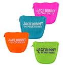【PREMIUM OUTLET】Jack Bunny by PEARLY GATES ジャックバニー ネオンカラー2ball マレット型パターカバー【センターシャフト対応】262-7984219/17AF
