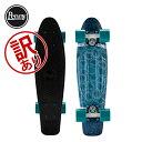 【訳あり】 ペニースケートボード Penny Skateboards スケートボード 22インチ Graphicsシリーズ PNYCOMP NewDrop4Graphics ミニクルーザー コンプリート フェード