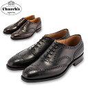 チャーチ Church's CHETWYND チェットウィンド ウイングチップ レザーシューズ メンズ 革靴 牛革 カーフ 男性 レースアップ Calf Leather EEB007 あす楽