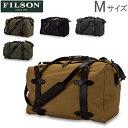 【2000円クーポン適用】 フィルソン Filson ミディアム ダッフルバッグ Duffle Bag-Medium Mサイズ 70325 ボストンバッグ キャンバス レザー メンズ あす楽