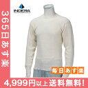 Indera Mills インデラミルズ MEN'S Long Sleeve メンズ ロングスリーブ Tシャツ Heavyweight Thermals ヘビーウェイト サーマル Natural Waffle ナチュラルワッフル 839LS 保温下着 [4999円以上送料無料]