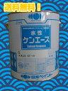 水性ケンエース 白 4K ホワイト【送料無料】 日本ペイント 水性塗料