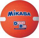 品番:D2W-O 【ミカサ】教育用白線入りドッジボール2号