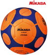 品番:FLL288-OB 【ミカサ】フットサルボール フットサル検定球(オレンジ)