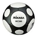品番:MC580-WBK ≪2014春夏≫サッカーボール5号球【ミカサ】5号球≪MIKASA2014SS≫