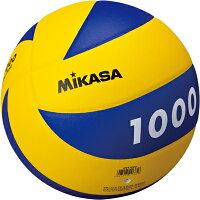 品番:MVT1000 【ミカサ】バレーボール トレーニングボール5号(1000g)の画像