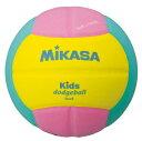 品番:SD00-YP (ドッジボール)【ミカサ】キッズドッジボール0号≪MIKASA≫スマイルボール(EVA)
