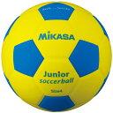 品番:SF4J-YBL≪2015春夏≫(サッカーボール軽量4号球)【ミカサ】スマイルサッカー軽量4号スマイルボール(EVA)