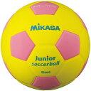 品番:SF4J-YP≪2015春夏≫(サッカーボール軽量4号球)【ミカサ】スマイルサッカー軽量4号スマイルボール(EVA)