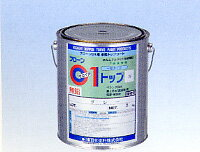 東日本塗料 フローン01トップN 3kg(上塗り塗料)