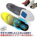 AIR STEP WALKER/エアーステップウォーカー 衝撃吸収インソール/中敷き/左右セット/特許取得