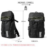 MICHAELLINNELL/�ޥ�������ͥ�ML-008��ե쥯�����ӥå��Хå��ѥå�