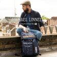 【送料無料】MICHAEL LINNELL/マイケルリンネル ML-008 リフレクター ビッグ バックパック【リュックサック レディース メンズ メッセンジャー かわいい リュック バッグ 通勤 通学 A4】