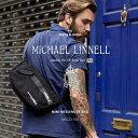 MICHAEL LINNELL/マイケルリンネル MLCD-100 リフレクター ミニメッセンジャーバッグ/ショルダーバッグ/メッセンジャーバッグ