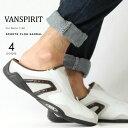 ショッピングprit VANSPIRIT/ヴァンスピリット 1160 スポーツ クロッグサンダル