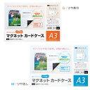 ●マグネットカードケース 【A3】 マグエックス MCARD-A3