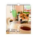 2019年 壁掛リングミニカレンダー 【犬川柳】 アートプリントジャパン 1000100951