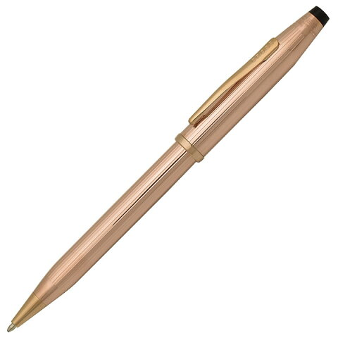 【ボールペン 名入れ】クロス ボールペン センチュリーII AT0082WG-101 14金張 ローズゴールド 【 プレゼント ギフト 】【ペンハウス楽天市場店】 (26000)