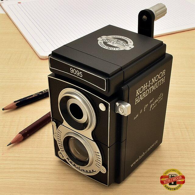 コヒノール 鉛筆削り シャープナー KH9095-110 カメラ 【 プレゼント ギフト 】【ペンハウス】(2400)