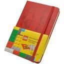 【 今だけ!ポイント10倍 】モレスキン ノートブック 限定品 LEGO LELE14MM710 407699 ポケットサイズ レッド(横罫)「ブランド」「デザイン文具」【 プレゼント ギフト 】【万年筆・ボールペンのペンハウス】 (2100)