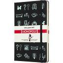 【 今だけ!ポイント10倍 】モレスキン ノートブック 限定版 モノポリー LE