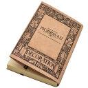ウィリアム・モリス デザイン壁紙 ブックカバー リュクス MBL-05 デコレーション 【ペンハウス楽天市場店】 (600)