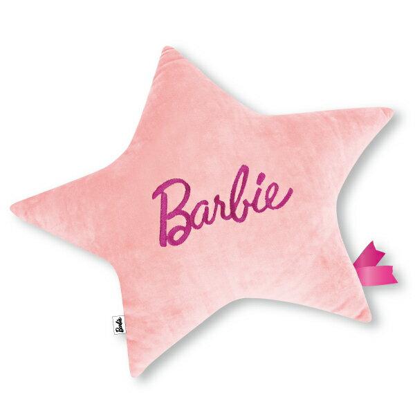 店内全商品対象 限定クーポン 配布中 2018/9/21 20:00~9/26 1:59まで バービー Barbie 立夏×LIV HEART スター クッション ピンク (MCBB)