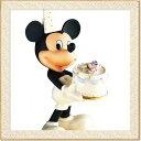 楽天キャラグッズ PERFECT WORLD TOKYOフィギュア ミッキーマウス 「バースストーンミッキー8月 」 レノックス (米国)磁器製 取寄品3週間前後 ホワイトデー ギフト チョコ 男の子 女の子