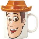 【8月11日10:00〜 スマホエントリーで全品ポイント10倍】フタ付き マグカップ (フタ付マグ) ウッディ (トイ・ストーリー) ディズニー 取寄品 3週間前後