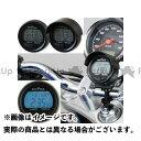 TANAX 腕時計 MOTO FIZZ 電波クロック カラー:ブラック タナックス